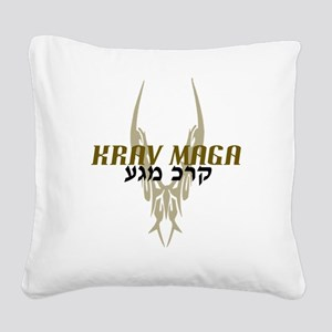 KMArmy copy Square Canvas Pillow
