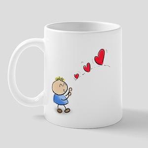 Forever Valentine Couple Mug