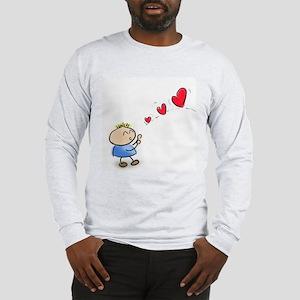Forever Valentine Couple Long Sleeve T-Shirt
