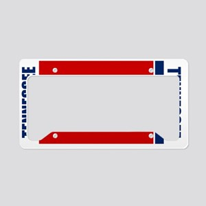 Tennessee Flag License Plate Holder