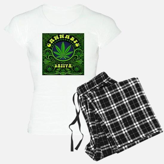 CANNABIS SATIVA Pajamas