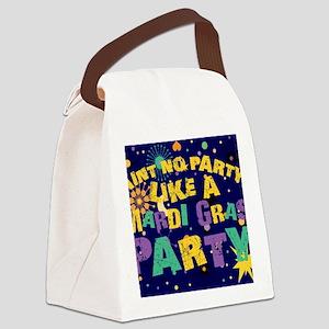 MGCelebPNC Canvas Lunch Bag
