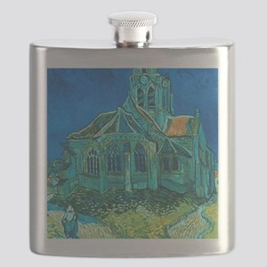 van gogh church Flask