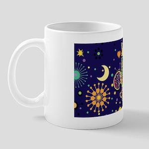 FleurCelebPb12.125x6.125licpAL Mug