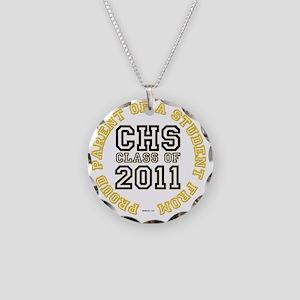 CHS_ProudParent_W02 Necklace Circle Charm