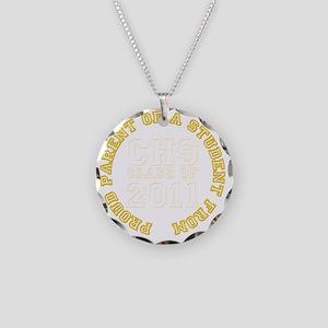 CHS_ProudParent_B01 Necklace Circle Charm