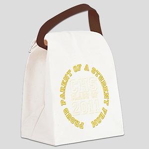 CHS_ProudParent_B01 Canvas Lunch Bag