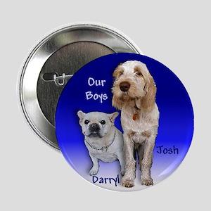 Our Boys - Darryl & Josh - Button