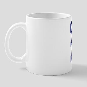 Class2011_Blue_BW16 Mug