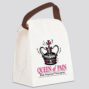 queenofpain Canvas Lunch Bag