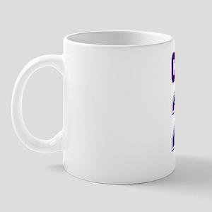 Class2011_Purple_BW18 Mug