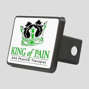 kingofpain Rectangular Hitch Cover