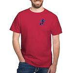 Kokopelli Cheerleader / Pep S Dark T-Shirt