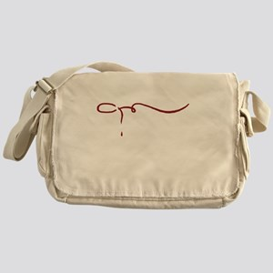 vamp quotes Messenger Bag