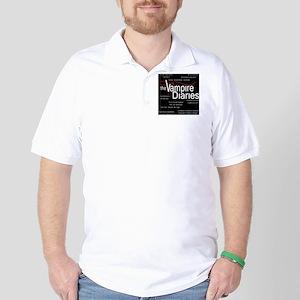 vamp pillow Golf Shirt
