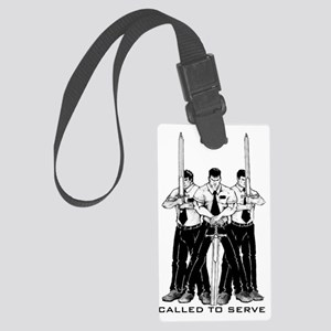 missionarys2 Large Luggage Tag