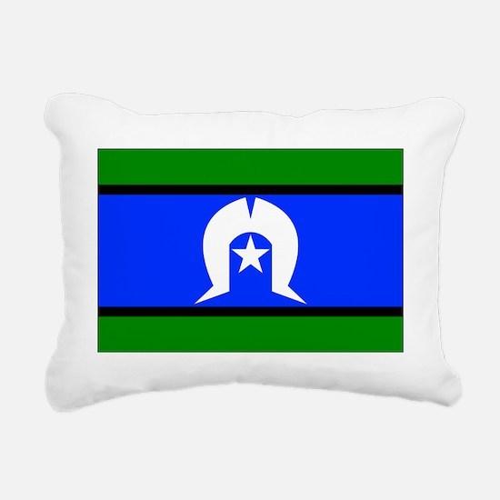 torres_strait_islands Rectangular Canvas Pillow