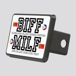 BIFF - MILF, PHILLIPINES Rectangular Hitch Cover
