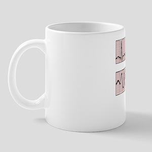 oh shit dark shirts Mug