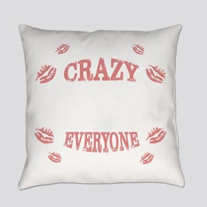 CRAZY MAMAW Everyday Pillow