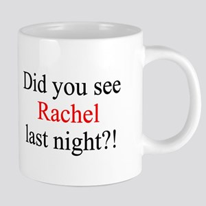 Rachel Fan 20 oz Ceramic Mega Mug