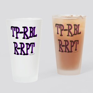 official_reporter Drinking Glass