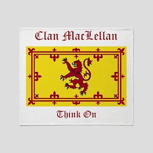 MacLellan Throw Blanket