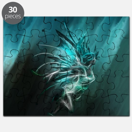 Fractal Water Puzzle