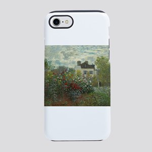 The Artist's Garden in Argente iPhone 7 Tough Case