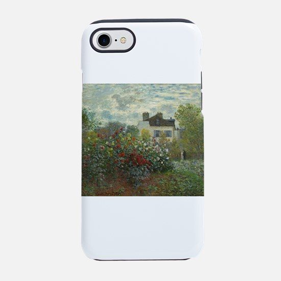 The Artist's Garden in Argente iPhone 7 Tough Case