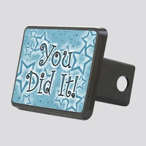YOU DID IT CARDS Rectangular Hitch Cover