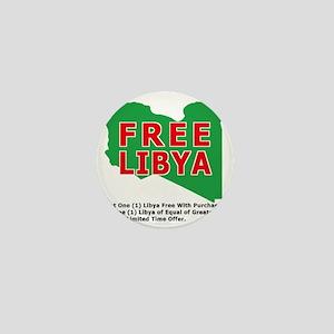 freelibya Mini Button