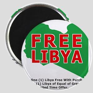 freelibya Magnet