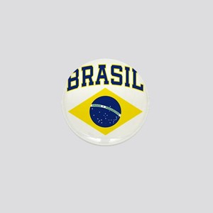 brazilcolor Mini Button
