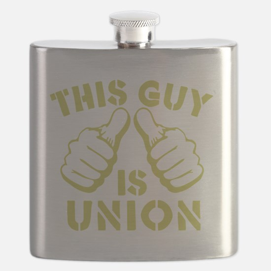 This GUy is Union-GD Flask