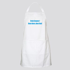 Funny Brain Surgery Apron