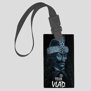 Team Vlad Large Luggage Tag