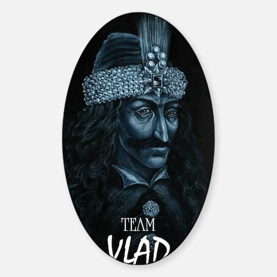 Team Vlad Sticker (Oval)