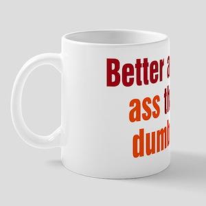 smart-ass_rect1 Mug