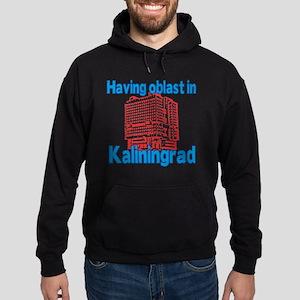 Having Oblast in Kaliningrad Hoodie (dark)