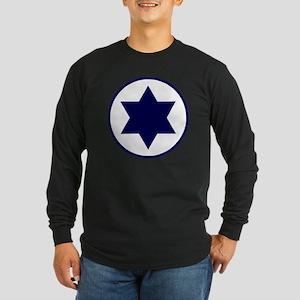 Israel Long Sleeve Dark T-Shirt