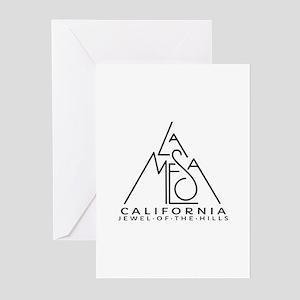 La Mesa CA Jewel of the Greeting Cards (Pk of 10)