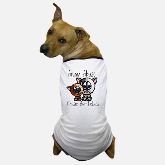Felines Dog T-Shirt
