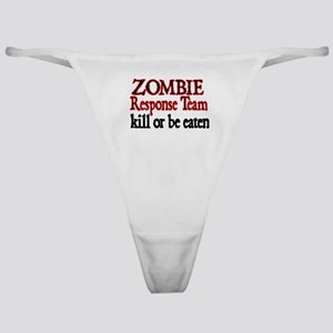 zombie response team kill or be eaten Classic Thon