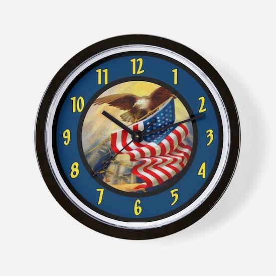 wallclock62 Wall Clock