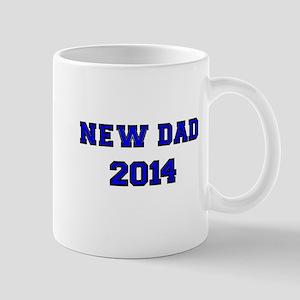 NEW DAD 2014 Mugs