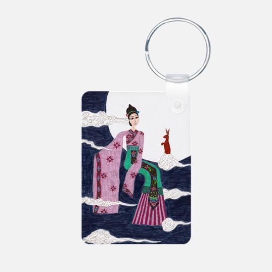 Chang E Keychains