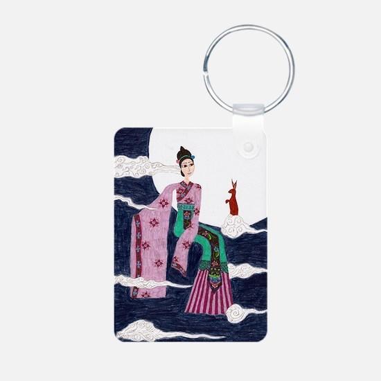 ChangEiPhone4Slip Keychains