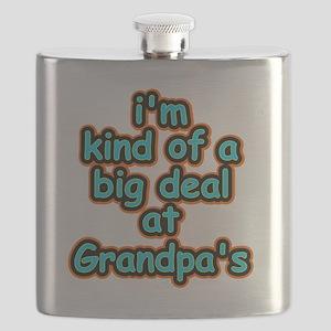 Big Deal At Grandpas Flask