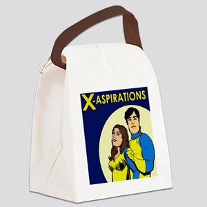 X-AspirationsCover Canvas Lunch Bag